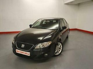 SEAT EXEO TDi 143 SE Black Manual Diesel, 2011, PRIVATE PLATE INCLUDED MIG5067