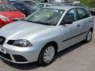 Seat Ibiza 1.2 12v 2007, Reference Low Mileage,HPI Clear,New Mot