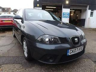 Seat Ibiza 1.2 12v 2007MY Reference Sport S/H 10 STAMPS IN BOOK
