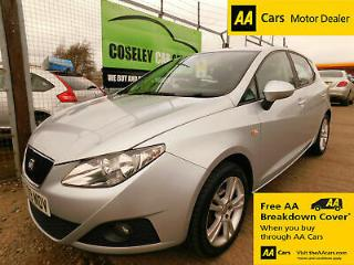 Seat Ibiza 1.4 16v 85 2009MY Sport *LOW MILES FOR YEAR