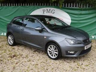 Seat Ibiza Tdi Cr Fr Hatchback 1.6 Manual Diesel