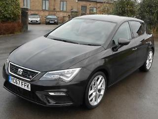 Seat Leon 1.4 TSI 125ps s/s 2017MY FR Technology