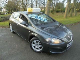 Seat Leon 1.6TDI CR 105ps 2011 Ecomotive S, 1 OWNER FSH!