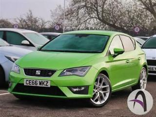 Seat Leon 1.8 TSI 180 FR 5dr Tech Pack 18in Alloys