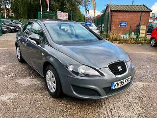SEAT LEON 1.9 TDI 105 DIESEL 5 DOOR HATCH