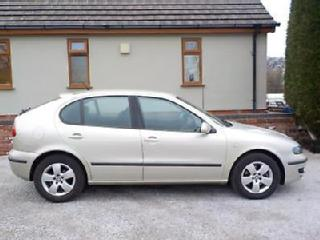 Seat Leon 1.9TDI 2005MY SX, 07583332244, NICE TIDY OLD CAR