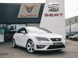 SEAT Leon 2016 Sport 1.4 EcoTSI 150 FR 3dr Technology Pack Coupe