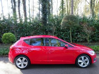 Seat Leon 2.0 TDi FR Technology Pack 2013 65000 miles Damage / Repaired