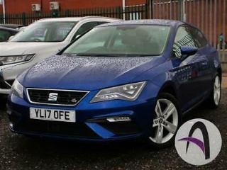 Seat Leon Coupe 1.4 TSi 125 FR Technology T 3dr