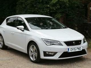 SEAT Leon EcoTSI FR Tech Pack s/s 5dr