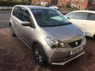 SEAT MII 1.0 I TECH 2016 3dr Low miles VW up polo