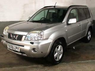 Sep 2006 NISSAN X TRAIL 2.2 DCi 136 AVENTURA 4WD * Htd.Elec.Leather XENONs * NAV
