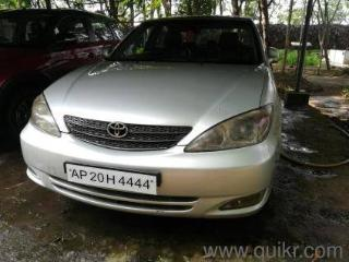 Silver 2004 Toyota Camry Toyota 35,000 kms driven in Meher Nager