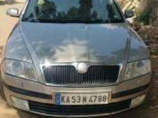 Silver 2007 Skoda Laura L&K 1.9 PD MT 72,829 kms driven in Hebbal