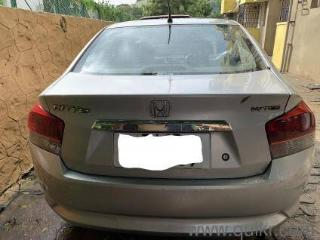 Silver 2009 Honda City 1.5 S MT 28,900 kms driven in Mogappair West