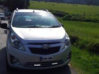 Silver 2011 Chevrolet Beat LT Petrol 67,850 kms driven in Nongthymmai