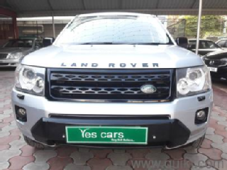 Silver 2013 Land Rover Freelander 2 SE 86000 kms driven in Domlur