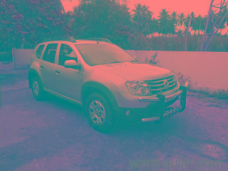 Silver 2015 Renault Duster Adventure Edition 56000 kms driven in Pallipalayam