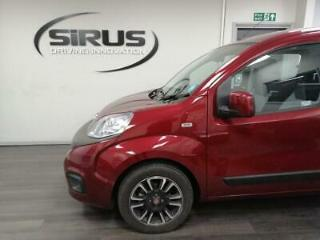 Sirus Fiat Qubo Drive From Wheelchair / Upfront Passenger