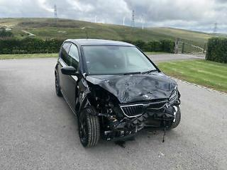 Skoda CITIGO 1.0 COLOUR EDITION 2017 66 DAMAGED REPAIRABLE
