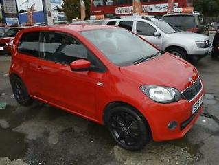 Skoda Citigo 1.0 MPI 60ps 2016MY Colour Edition ONE OWNER