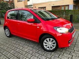 Skoda Citigo 1.0 MPI 60ps 2016MY SE