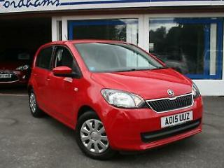 Skoda Citigo 1.0 SE 60ps 2015MY