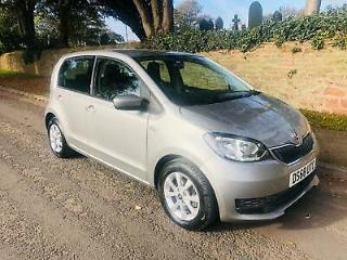 Skoda Citigo SE Greentech MPi,only 3K miles,Px welcome