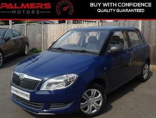 Skoda Fabia 1.2 6v S 5dr, 2010 60 reg, Hatchback, Manual, Blue