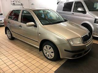 SKODA FABIA AMBIENTE 1.4TDI PD 75BHP MANUAL 5DR+F/S/H+10xSTAMPS+CAMBELT CHANGED
