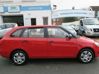 Skoda Fabia S Tdi Cr Estate 1.6 Manual Diesel