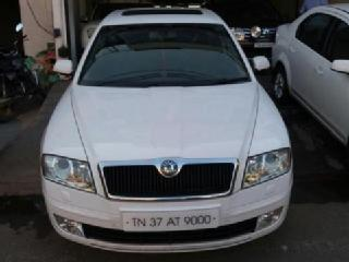 skoda laura 2007 L&K 2.0 TDI AT