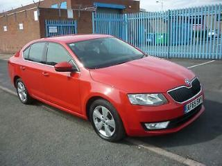 Skoda Octavia 1.6TDI 111ps 2016MY SE Business GreenLine III 1 OWNER,FSH, NAV
