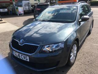 SKODA OCTAVIA S TDI S A AUTOMATIC ESTATE *FREE TAX,22,000 MILES* LOW MILES PX