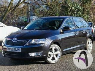 Skoda Rapid Spaceback 1.6 TDI 115 SE Tech 5dr