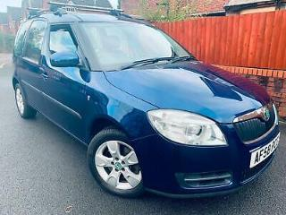 Skoda Roomster 1.9TDI PD 105bhp PX TO CLEAR 07522 025923