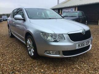 SKODA SUPERB 2.0 TDI CR DPF SE HATCHBACK 5DR DIESEL MANUAL 143 GKM, 140 BHP 2011