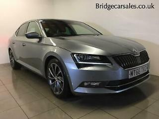 Skoda Superb 2.0TDI 150ps s/s 2016 66 Laurin & klement