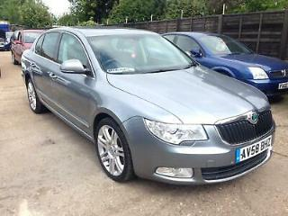 Skoda Superb 2.0TDI CR 170 Elegance