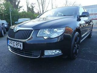 Skoda Superb 2.0TDI CR 170 RARE 4x4 Elegance FSH 6 MONTHS WARRANTY INCLUDED