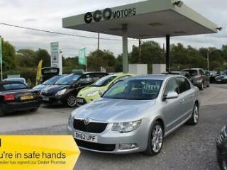 Skoda Superb ELEGANCE TDI CR DSG HEIGHT OF LUXURY SAT NAV FULL LEATHER EXTREMELY