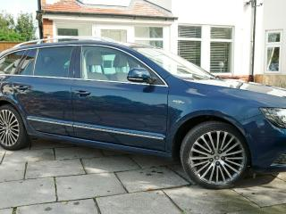 Skoda Superb Estate Laurin & Klement 170 DSG