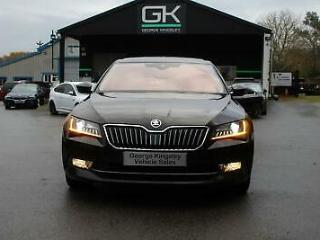 Skoda Superb LAURIN AND KLEMENT TSI DSG