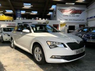 Skoda Superb S Tsi Estate 1.4 Manual Petrol