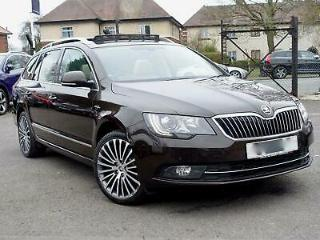 SKODA SUPERB TDi 170 DSG LAURIN KLEMENT*FSKODASH*HUGE SPEC