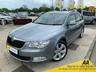 SKODA SUPERB TDi CR 170 4x4 Elegance Grey Manual 2.0 Diesel, 2010