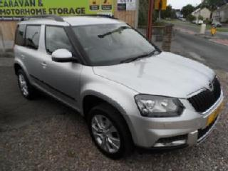 Skoda Yeti Outdoor 2.0TDI SCR 110ps SE