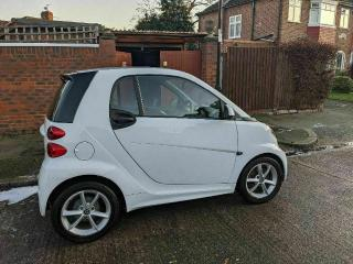 Smart Fortwo 451 Edition 21 White 2014 Low milage Full history