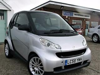SMART CAR 1.0 PASSION AUTOMATIC | 31,000 MILES FULL SERVICE HISTORY