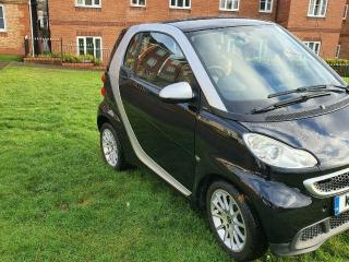 Smart car 451 power stering passion TAX FREE CHEAP INSURANCE